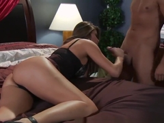 Brazzers - Madelyn Marie Cucks her husband with Keiran Lee