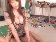 Arisa Sawa Naughty Asian teacher part6