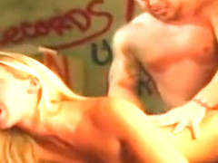 Snazzy Ashley Long makes sensuous blowjob