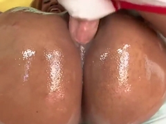 Melody Nakai, Sydnee Capri and Skin Diamond are sucking dicks and getting their tight asses fucked