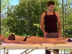 Dirty Masseur: A Healing Massage