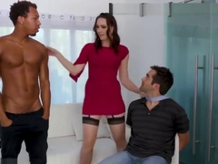 She takes revenge on her husband fucking a decent black of hers