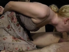 Masked Girl With Naked Cunt Receives Wild Spanking