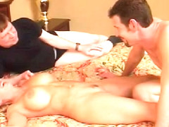 Busty Milf Wife hypnotized For Sex