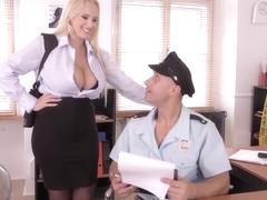 Angel Wicky demands a hardcore pussy and ass fucking