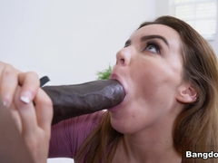 Natasha Nice & Mandingo in Busty Chick Takes The Biggest Cock  - MonstersOfCock