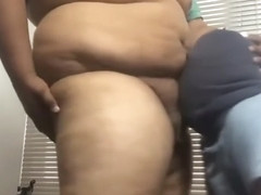Chubby Bear GETS DEEP THROATED (HOT)!!