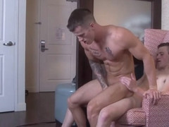 Scott & Quentin Gainz Military Porn Video - ActiveDuty