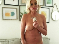 Payton plays with her toys - Payton Hall - 50PlusMILFs