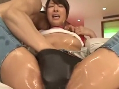 Hottest Japanese slut Nana Ninomiya in Fabulous Amateur, Cunnilingus JAV video