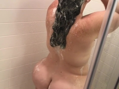 Crystal Mcbootay shower Patreon