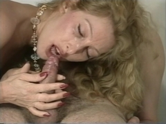 Ali Roche In Silk Stockings Getting Creamy Cum