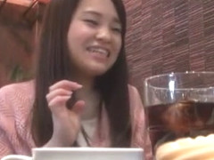 Horny Japanese model Risa Omomo in Crazy JAV scene