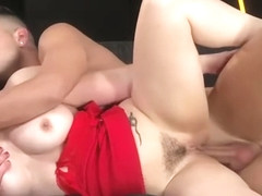BUSTY LUCIA LOVE IS NOT AFRAID OF ATM