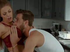 Luscious stepmom Britney Amber pussy licked and pounded