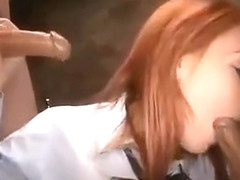 Astonishing porn movie Red Head watch uncut