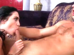 Pornstar porn video featuring Danny Mountain and Emmanuelle London