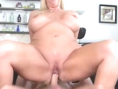 Pretty MILF Karen Fisher Gets Fucked