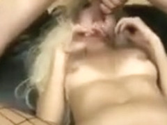 Woman slapped during porn scene as she is paid to take a