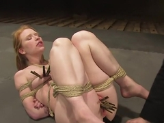 Madison... Hot fucking redhead with a desire for painful bondage