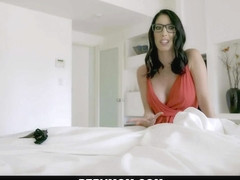 PervMom - Big Tits Milf Cheats With Stepson
