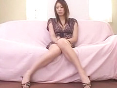 Horny Japanese model in Hottest Masturbation/Onanii, DP/Futa-ana JAV movie