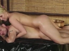 Horny Hot Chick Vanessa Cage Going All Out For A Cock