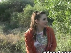 ATKGirlfriends video: Celeste Star gets horny and naked