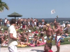 SpringBreakLife Video: Wild Beach Party