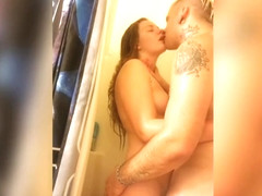 Shower Slut Seduction