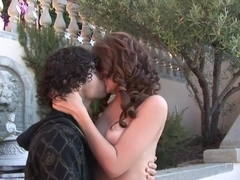 Gabby & Joshua-Lovemaking in California 2-8