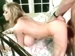 Horny porn clip Blonde hottest show