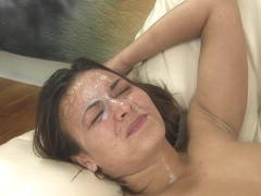 Crissy Moon Facial Abuse