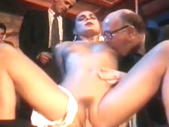 Amazing xxx movie Gangbang watch pretty one