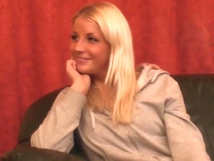 Hot blonde dutch teen and her spanking stories