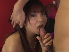 Maki Hoshino's Blowjob Superiority