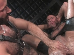 Matthieu Paris & Wilfred Knight in Fistpack 30: 3 Fists in Paris - ClubInfernoDungeon