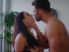 Angela White - Strangers On A Plane Hd