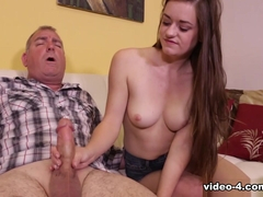 Amber Mae Milks Step Dad - FinishHim