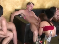 Euro Sex Parties - Lana Abbie Cat Lexy 3 - Suck Lick Ban