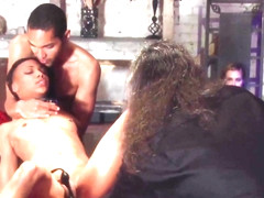 Mickey Mod & Ruckus & Nikki Darling & ProVillain & Aiden Starr in Treacherous Orgy (Part 3 Of 4) -.