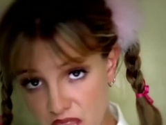 Porn Music Video- Baby One More Time - Britney Spears