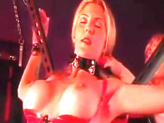 Nina Hartley in how much can she take