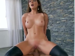 Julie Skyhigh - straight to anal