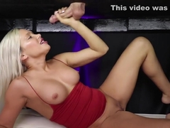Skanky Busty Glory Hole Skank Big Facial
