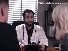 Kenzie Taylor gets fucked so hard by their family doctor