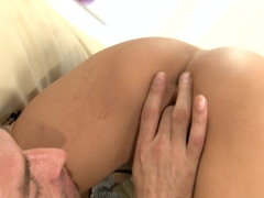 Horny pornstar in Incredible Big Ass, Stockings adult movie