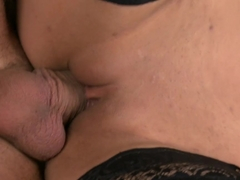 Amazing pornstar in Horny Blowjob, DP sex scene