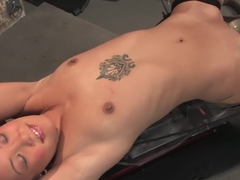 Incredible anal, asian porn movie with hottest pornstar Jandi Lin from Fuckingmachines