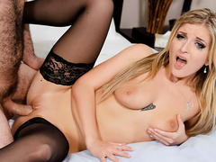Jemma Valentine & Frank Furthur in Jemma's First Time - AcesOfPorn